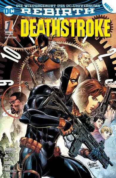 Deathstroke 1 (2017)