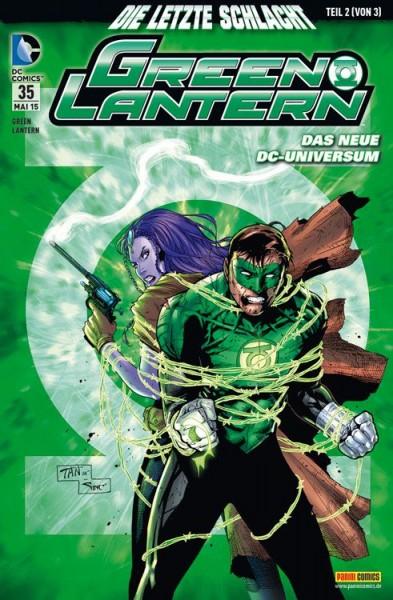 Green Lantern 35