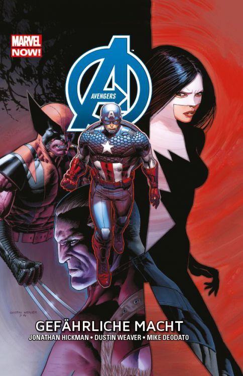 Marvel Now!: Avengers 2