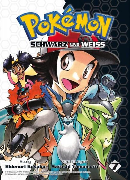 Pokémon: Schwarz und Weiss 7