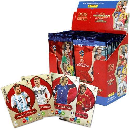 2018 FIFA World Cup Russia Adrenalyn XL - Super Bundle 1