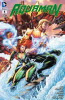 Aquaman 9: Aquawoman Cover