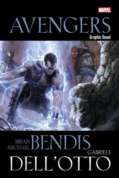 Marvel Graphic Novel: Avengers von Bendis & Dellotto