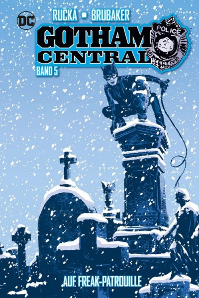 Gotham Central 5: Auf FreakPatrouille Hardcover
