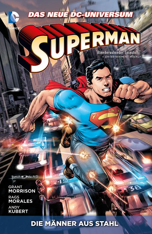 Superman 1 - Superman und die Männer...