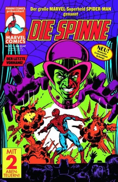 Die Spinne 5 1/2 Comic Action 2009