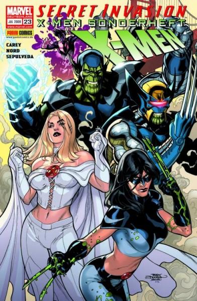 X-Men Sonderheft 23: Secret Invasion