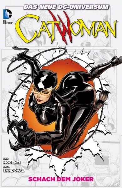 Catwoman 3 (2012): Schach dem Joker