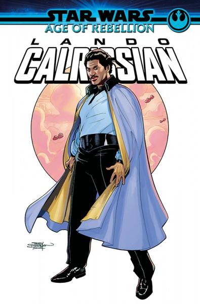 Star Wars 57: Age of Rebellion - Jabba der Hutt & Lando Carlissian - Kiosk Ausgabe