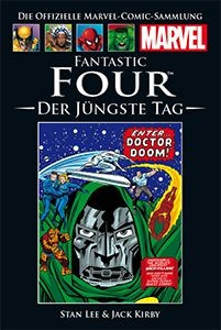 Hachette Marvel Collection 97: Fantastic Four - Der jüngste Tag