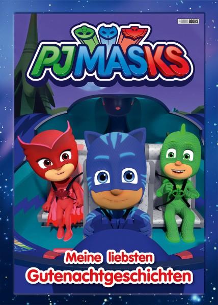 Pj Masks - Meine liebsten Gutenachtgeschichten