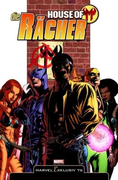 Marvel Exklusiv 76: House of M - Die Rächer Hardcover