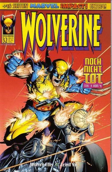 Wolverine 32: Noch Nicht Tot 3