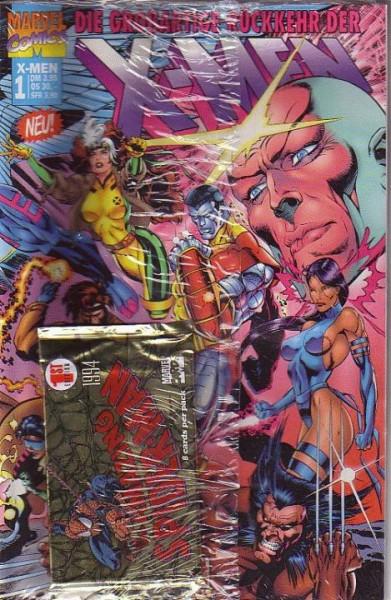 Die grossartige Rückkehr der X-Men 1