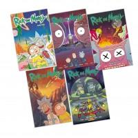 Rick and Morty Comic-Bundle