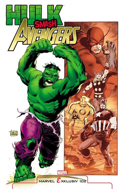 Marvel Exklusiv 102 - Hulk Smash...