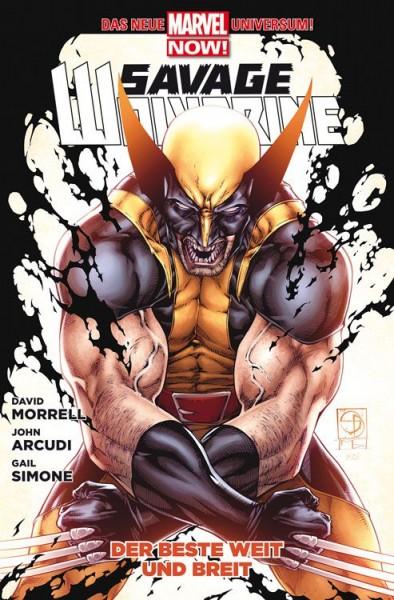 Savage Wolverine 4