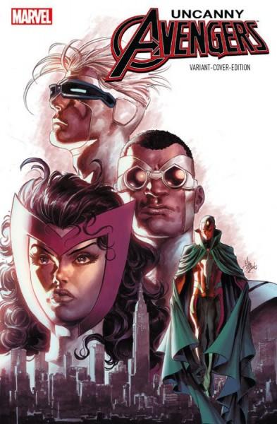 Uncanny Avengers 3 Variant