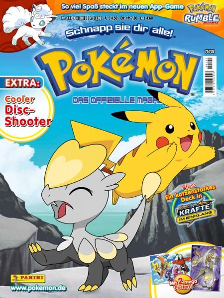 Pokémon Magazin 141