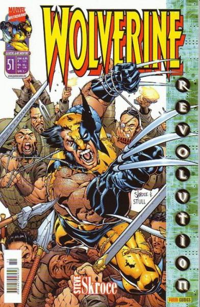 Wolverine 51: Revolution