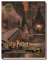 Harry Potter: Filmwelt 2 - Alles über die Winkelgasse, den Hogwarts-Express und das Zaubereiministerium Cover