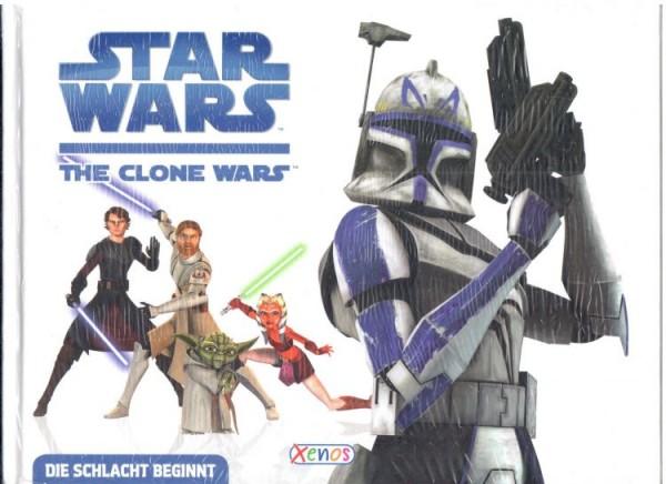 Star Wars: The Clone Wars - Die Schlacht beginnt