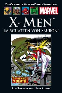 Hachette Marvel Collection 102: X-Men: Im Schatten von Sauron!