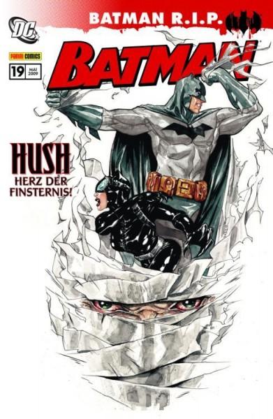 Batman Sonderband 19: Hush - Herz der Finsternis