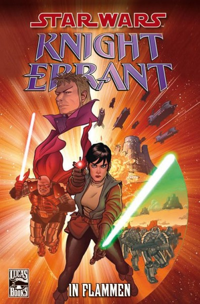 Star Wars Sonderband 63: Knight Errant 1 - In Flammen