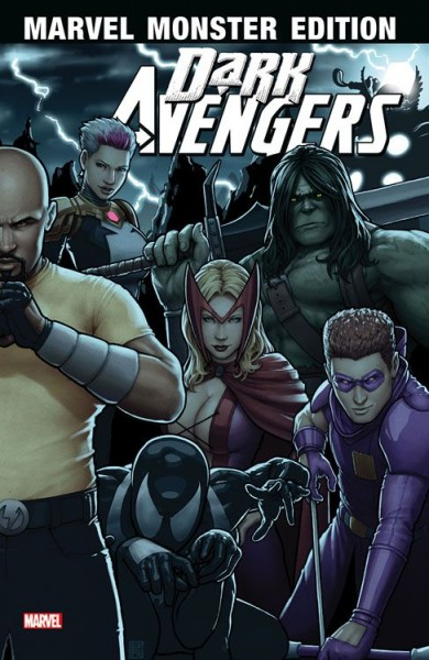 Marvel Monster Edition 42: Dark Avengers