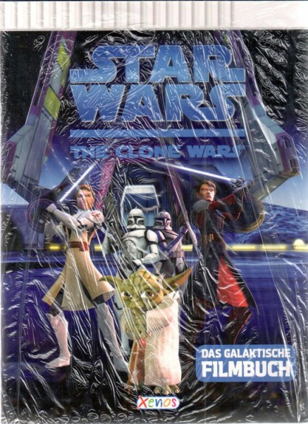 Star Wars - The Clone Wars - Filmbuch