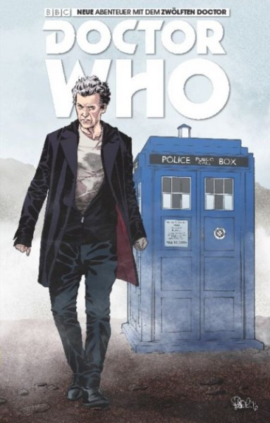 Doctor Who: Der zwölfte Doctor 1: Der wilde Planet Leipziger Buchmesse 2016