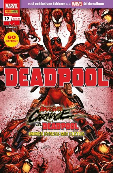 Deadpool 17 Cover