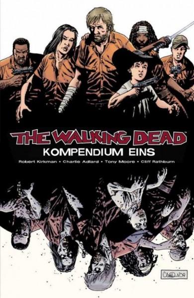 The Walking Dead: Kompendium 1 Cover