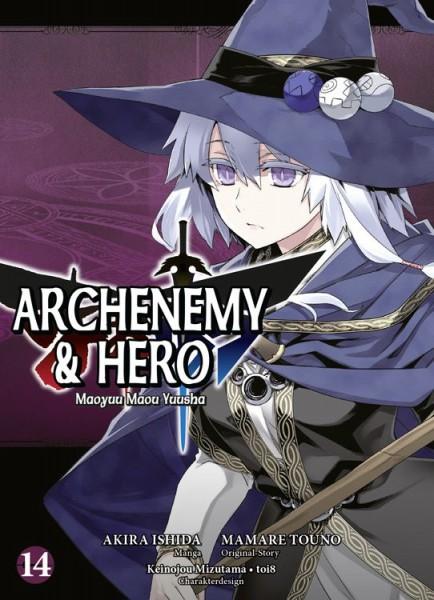 Archenemy & Hero 14: Maoyuu Maou Yuusha