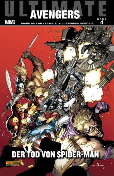 Ultimate Avengers 4: Ultimate Avengers vs. Ultimates