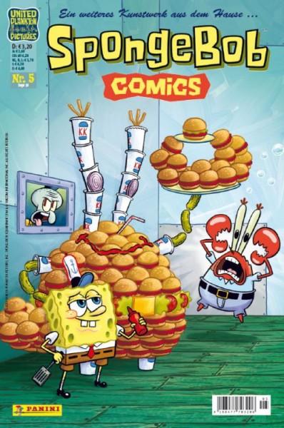 Spongebob Comics 5