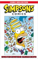 Simpsons Comic-Kollektion 69 Bewusstseinserweiternde Bildgeschichten Cover