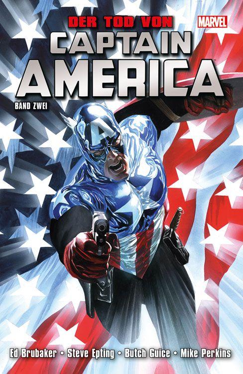 Der Tod von Captain America 2: Die...