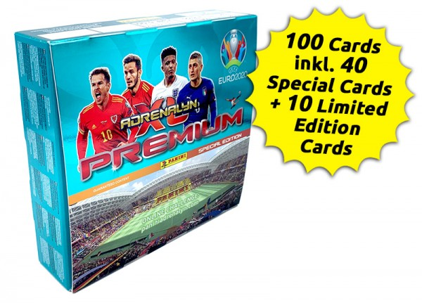 UEFA Euro 2020 Adrenalyn XL Premium  Box