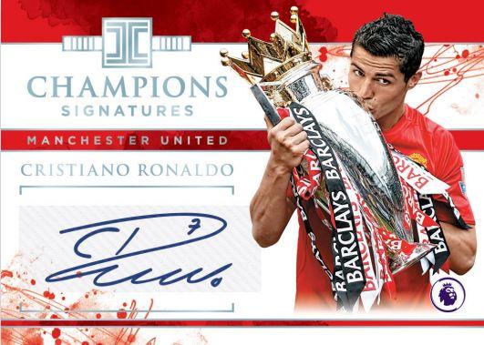 Impeccable Soccer Premier League - Cristiano Ronaldo