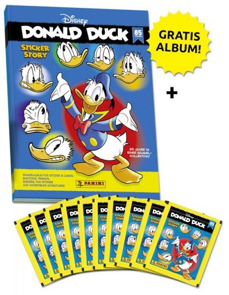 85 Jahre Donald Duck Sammelkollektion – Schnupperbundle