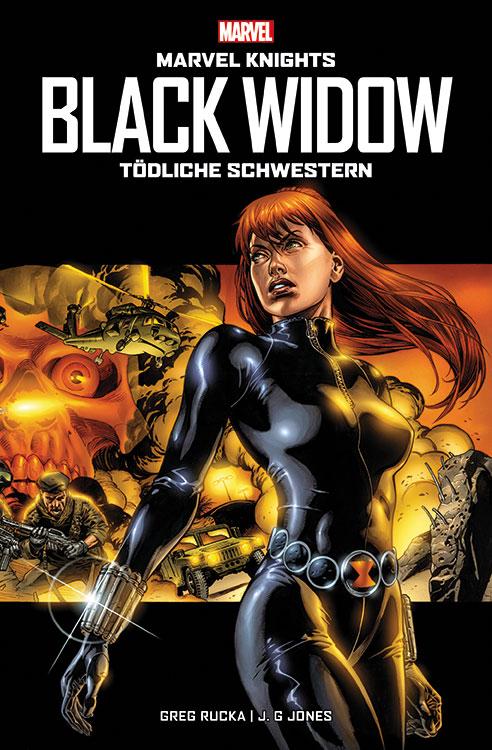 Marvel Knights: Black Widow