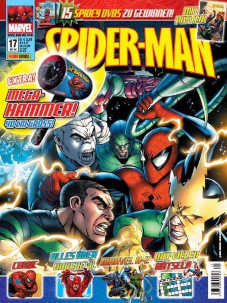 Spider-Man Magazin 17