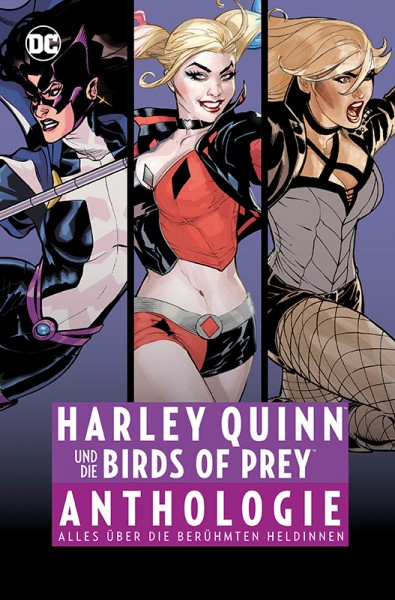 Harley Quinn und die Birds Of Prey - Anthologie