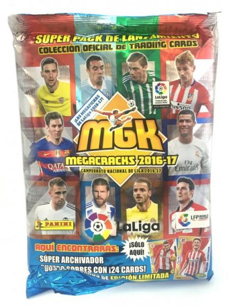 Megacracks 2016/2017 Spanische LaLiga Santander Trading Card - Starter-Set