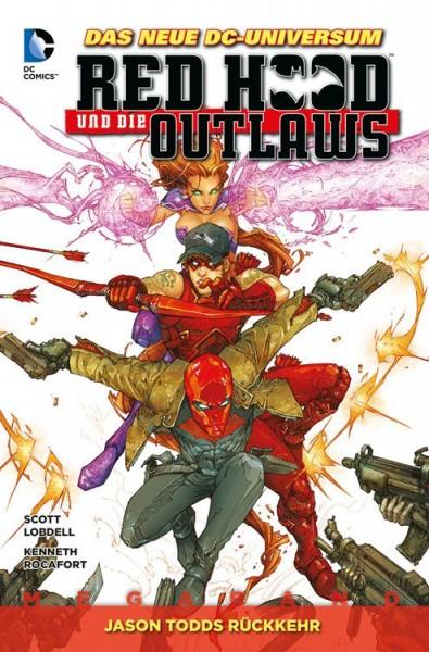 Red Hood und die Outlaws Megaband 1