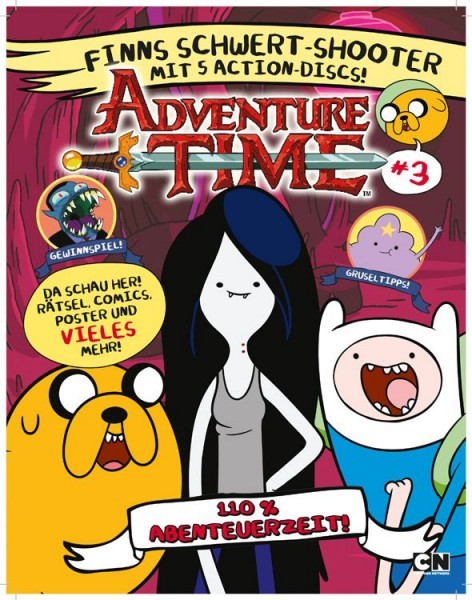 Adventure Time - Magazin 3