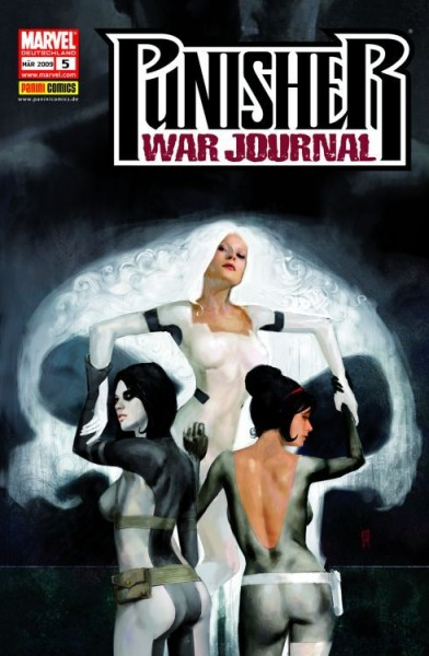 Punisher War Journal 5