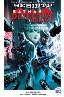 Batman: Detective Comics Paperback 8 Hardcover Cover